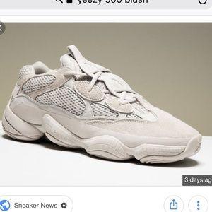 4bd6c3b4 YEEZY Shoes | 500 Blush Size 6 In Hand | Poshmark